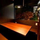 上野の夜景を一望できる個室!大人数用も少人数用もございます♪
