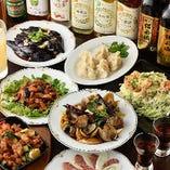 絶品中華!!台湾の屋台市場「夜市」の名を冠した当店で、本格屋台料理を心ゆくまでお楽しみください
