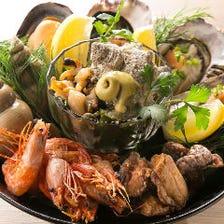 鮮魚・野菜・肉…こだわり食材