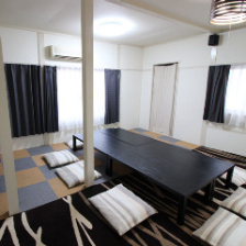 プライベートルームや大人数お座敷