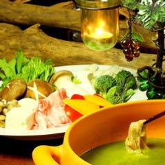 鮮魚と美味しい旬野菜の店 POZ DINING コースの画像