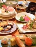 旬のおすすめコース ★一番人気『花吹雪』4980円(税抜)