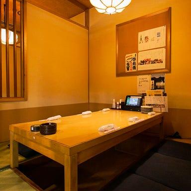 函館海や 朝霞台店 店内の画像