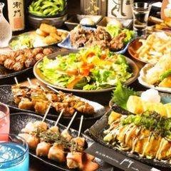 炭火焼鳥Dining門 北花田店