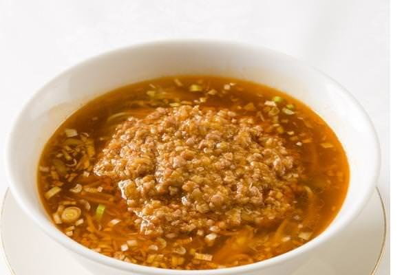 中華スープが出汁の決め手