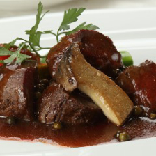 メインでお肉もお魚も味わえる満足度抜群の『ヴェールコース』[全8品]