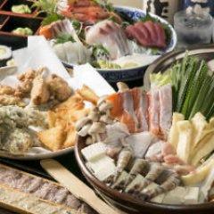 ☆大阪府飲食キャンペーン対象!!2時間飲み放題付「海鮮寄せ鍋コース」4000円