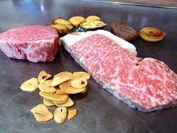 地元高知産の和牛を召し上がれます。