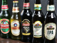 青島ビール5種類