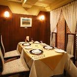 【完全個室】小人数のお客様でもご利用頂けるお部屋(~6名様)