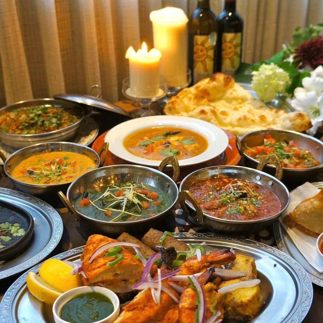 インド宮廷料理