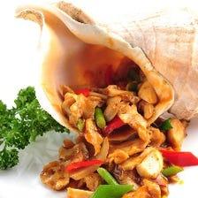 ここでしか食べれない雲南料理の数々