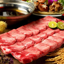 牛タンは口の中でトロける美味しさ
