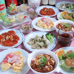 四川風中国家庭料理 CHINA 天府