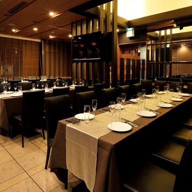 ステーキ&ハンバーグ匠 アパホテル名古屋栄 店内の画像