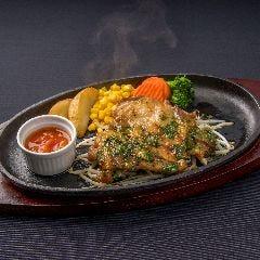 チキンバジルステーキ(200g,400g)
