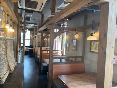 天ぷら 魚 串焼き大衆酒場だんだん  店内の画像