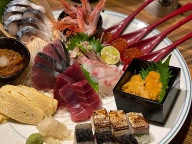 天ぷら 魚 串焼き大衆酒場だんだん  メニューの画像
