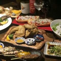 天ぷら 魚 串焼き大衆酒場だんだん