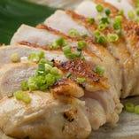 大山鶏 香味炙り焼き