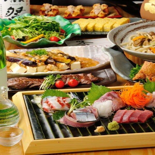 【ご宴会コース】こだわりの豪華料理