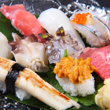活鮨 魚發 神戸三宮  こだわりの画像