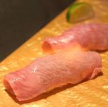 中央区保健所認可のもと、とろける旨さの生肉提供
