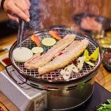 【ボリューム満点】韓国人気料理サムギョプサル!
