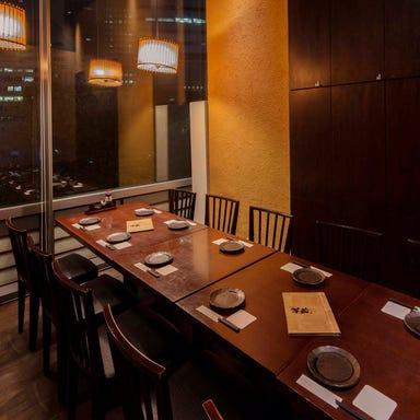 うなぎ 串焼きと九州料理 芋蔵霞が関店 店内の画像