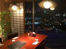 桜島や夜景が見えるので記念日にも!