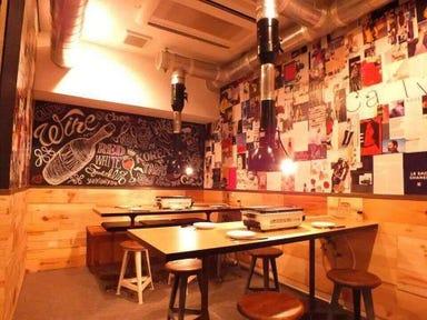 ヤキニク×ワイン Calvino (カルビーノ) 浜松 店内の画像