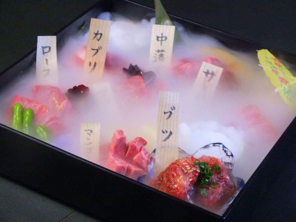 ヤキニク×ワイン Calvino (カルビーノ) 浜松