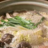 木の子いっぱい湯豆腐小鍋