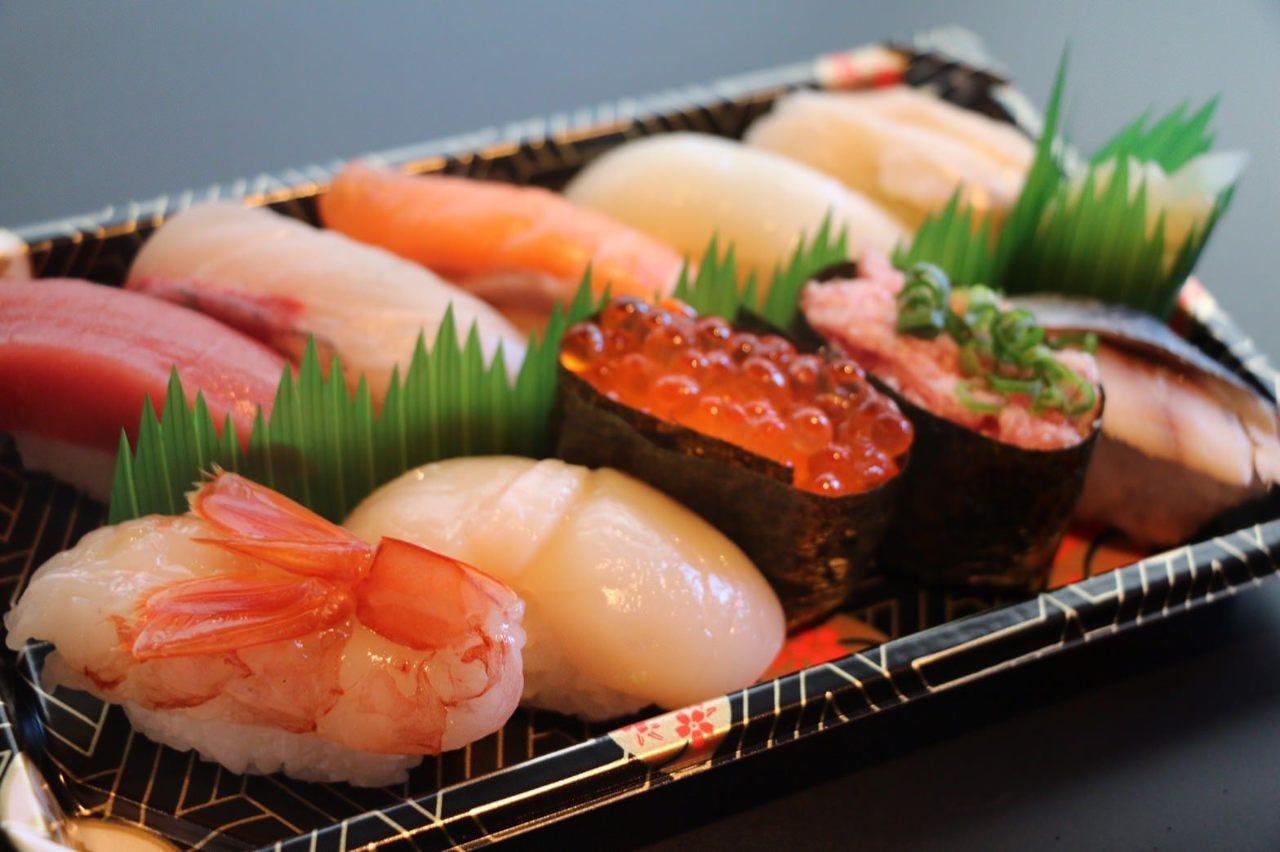 ◆職人が握るお寿司◆