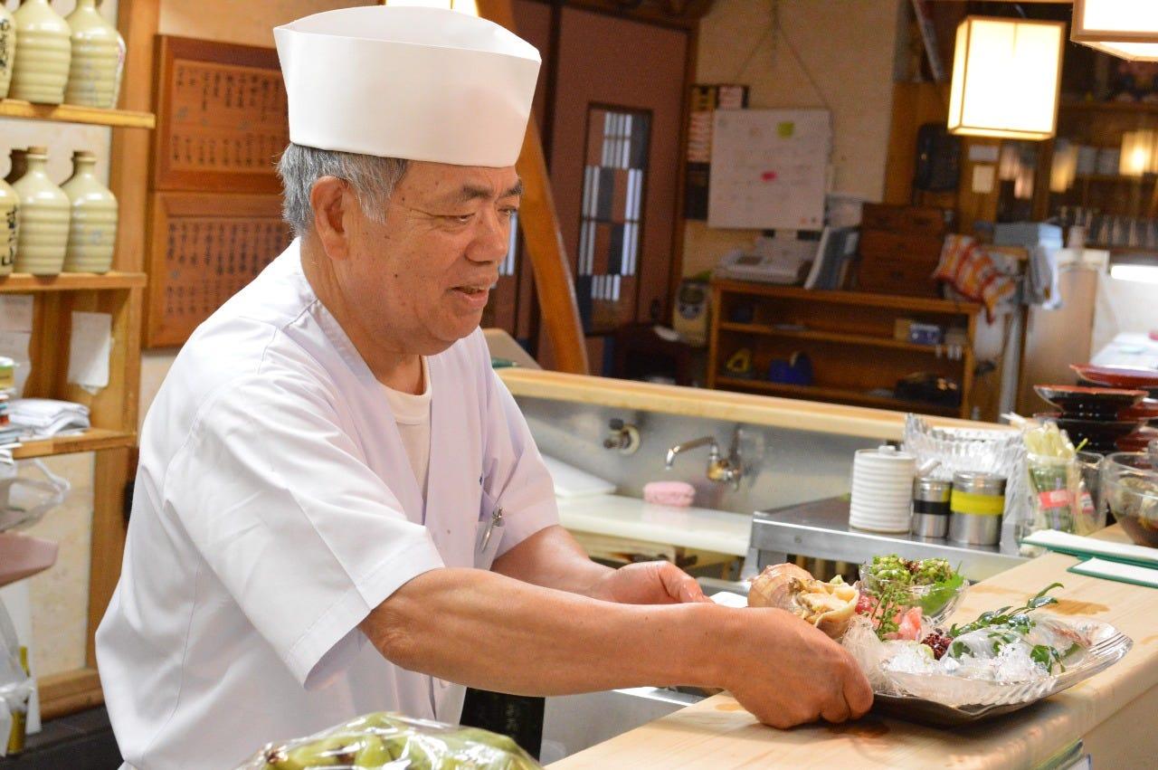 《特別な日のお食事に》~料理長のおまかせ~むら山がお送りする『プレミアムコース』 11,000円