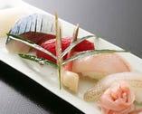 握り寿司 5貫