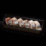 焼き鯖押し寿司