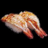 炙りえび(たれマヨ)