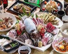 魚が食べたーい!天然旬魚で楽しい宴
