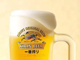 名古屋駅で、この値段は安い!しかもキリン一番搾り!