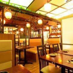 Asian Bistro ラマ 後楽園店  店内の画像