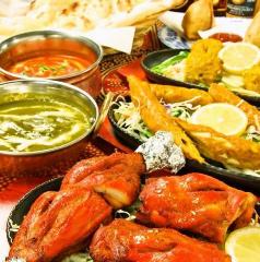 インド・ネパール料理 アヌラジャ