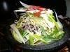 韓式イイダコ鍋(ツクミチョンゴル)