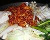 韓式寄せ鍋(韓国風ちゃんこ鍋)