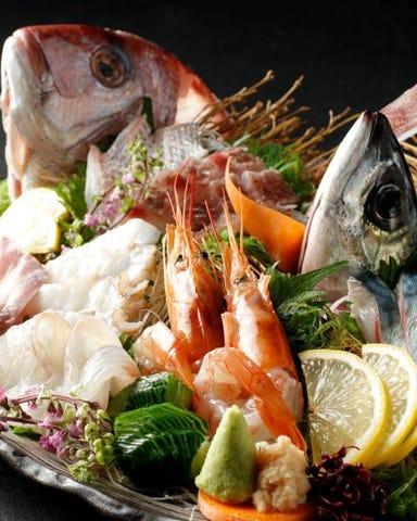 産地直送 和食と個室 海畑(うみばたけ) コースの画像