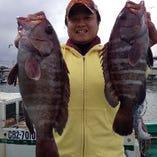 オーナーの釣り魚!!【新潟県】