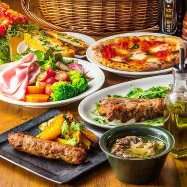 pizzeria da ciro  メニューの画像