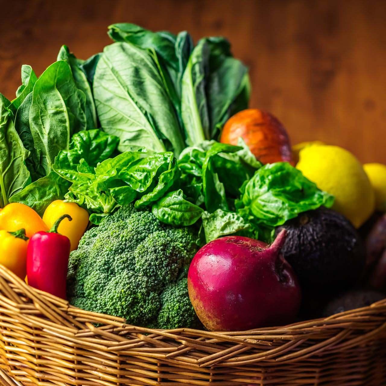 有機栽培・農薬不使用の素材を厳選