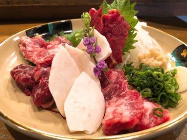 日本のお酒と馬肉料理 うまえびす  メニューの画像