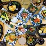 ノーチャージで気軽に!天ぷら・あて・お蕎麦が楽しめるお店
